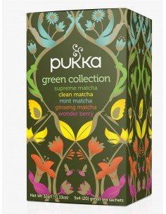 Te Verde Org Green Collection  PUK-034  SUPERMERCADO