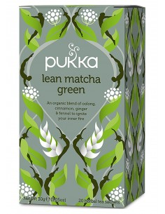 Lean Matcha Green  PUK-035  DESPENSA GOURMET