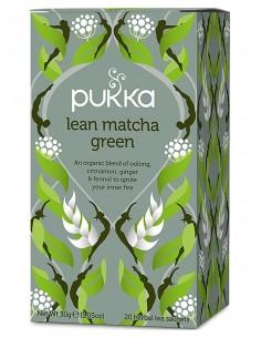Te Verde Org Lean Matcha  PUK-035  SUPERMERCADO