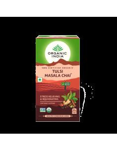 Tulsi + Masala Chai Organico  OI-002  SUPERMERCADO