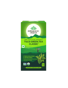 Tulsi + Green Tea  OI-003  SUPERMERCADO