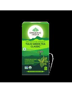 Tulsi + Te Verde Organico  OI-003  SUPERMERCADO