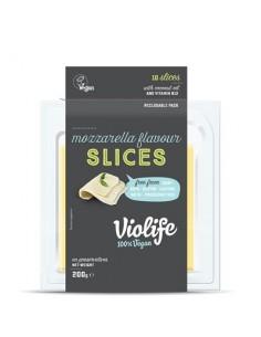 Queso Mozzarella Vegano  VIO-005  VEGANO PERECIBLES