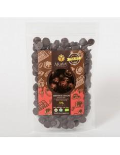 Chips 70% Cacao Organico 227 g  RN-131  SUPERMERCADO
