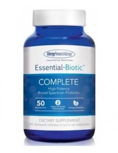 Essential-Biotic Complete 50 Bill. UFC  ALLE-003  SUPLEMENTOS NUTRICIONALES PROFESIONALES