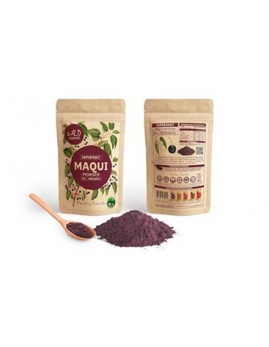 Maqui Organico en Polvo  WILD-003  SUPERMERCADO