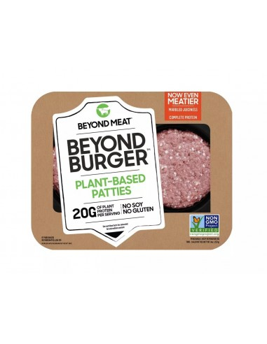 The Beyond Burger 227 g  bm-004  Inicio