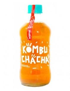 Kombuchacha Original  KCHA-001  Inicio