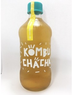 Kombuchacha Te Verde  KCHA-004  Inicio