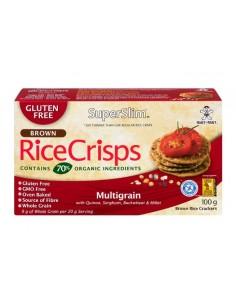 Galletas Multigrano S/Gluten  REG-602  Inicio