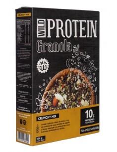 Wild Protein Granola  REG-607  Inicio