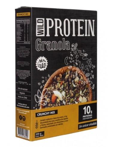 Granola Nuts & Seeds  REG-607  Inicio