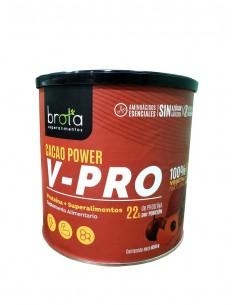 V-PRO Cacao Power  REG-628  Inicio