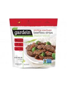 Tiras Szechuan Carne Vegana  GARD-010  VEGANO PERECIBLES