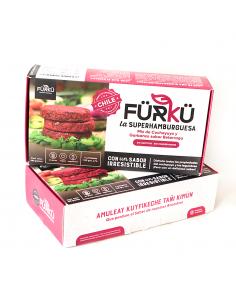 Superhamburguesa Beet  FURKU-001  Inicio
