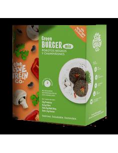 Burger Mix Poroto Champiñon  REG-591  Inicio
