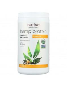 Proteina Cañamo Vainilla  NUTI-001  SUPLEMENTOS NUTRICIONALES PROFESIONALES
