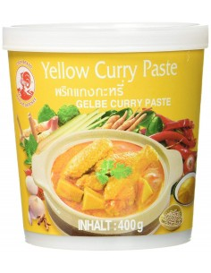 Pasta de Curry Amarillo  HK-2507  SUPERMERCADO