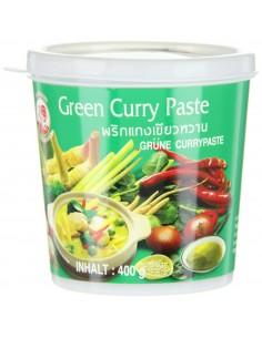 Pasta de Curry Verde  HK-2506  SUPERMERCADO