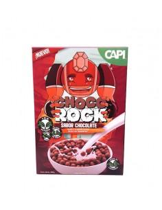 Cereal Choco Rock  CAPI-001  Inicio