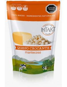 Snack Queso Mantecoso  INTA-001  Inicio