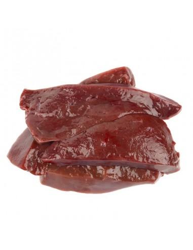 Ternero Bife de Higado  ANDES-498  CONGELADOS