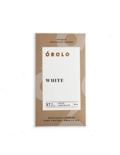 Chocolate Blanco 37%  OBOLO-100  SUPERMERCADO