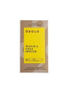 Chocolate Masala Chai 64%  OBOLO-102  SUPERMERCADO