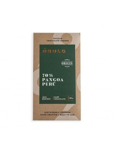 Chocolate Pangoa 70%  OBOLO-103  SUPERMERCADO