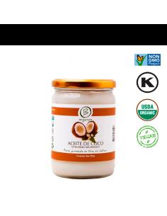 Aceite de Coco Org  CADIA-9061  SUPERMERCADO