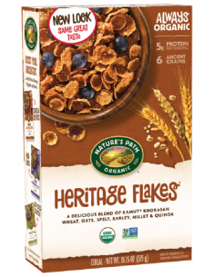 Cereal Heritage  NP-006  Inicio