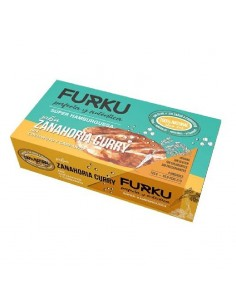 Superhamburguesa Zanahoria  FURKU-002  Inicio